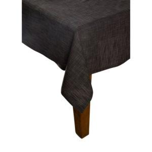 Tischdecke MINO Farbe: Graphit | Größe: 100×100