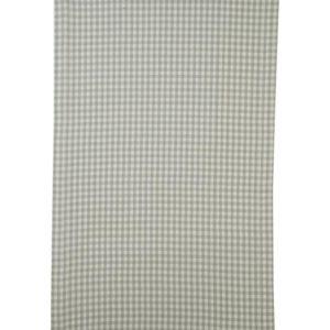 Stoffläufer CAMPOS Farbe: Steel-Weiss | Größe: 45×150