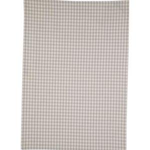 Geschirrtuch CAMPOS Farbe: Steel-Weiss | Größe: 45×65
