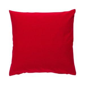 Kissenhülle ANZIO Farbe: Rot | Größe: 40×40