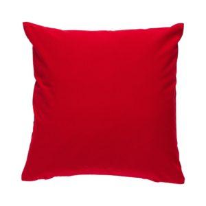 Kissenhülle ANZIO Farbe: Rot | Größe: 50×50