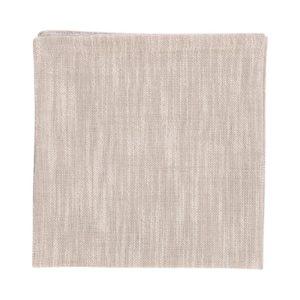 Serviette MINO Farbe: Zink | Größe: 45×45