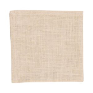Serviette MINO Farbe: Marzipan | Größe: 45×45