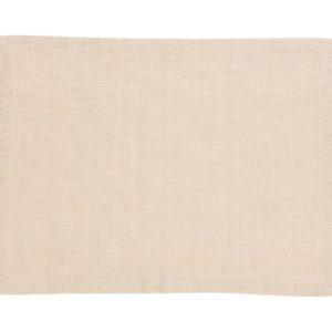 Tischset MINO Farbe: Marzipan | Größe: 34×45
