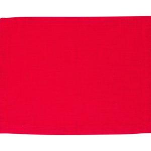 Tischset MINO Farbe: Rot | Größe: 34×45