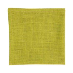 Serviette MINO Farbe: Palmengrün | Größe: 45×45