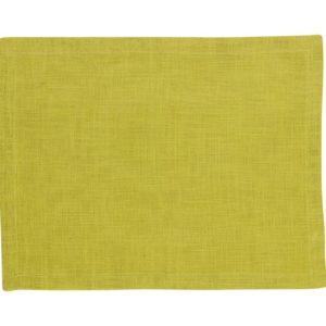 Tischset MINO Farbe: Palmengrün | Größe: 34×45