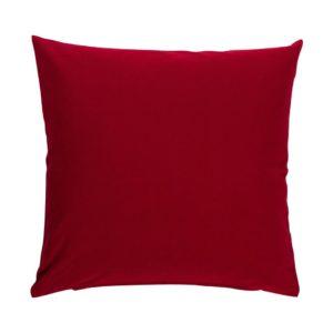 Kissenhülle ANZIO Farbe: Rosso | Größe: 50×50