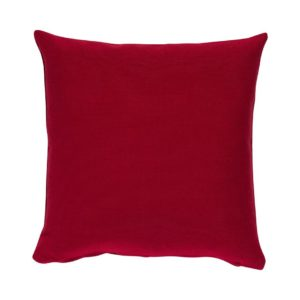 Kissenhülle ASCO Farbe: Rosso | Größe: 40×40
