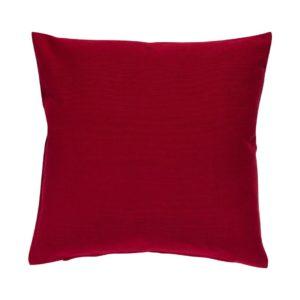 Kissenhülle ASCO Farbe: Rosso | Größe: 50×50
