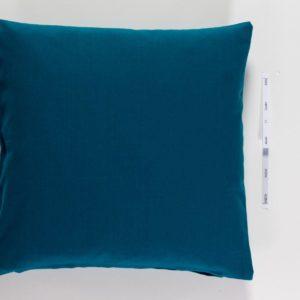 Kissenhülle ANZIO Farbe: Coelin | Größe: 40×40