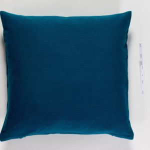 Kissenhülle ASCO Farbe: Coelin | Größe: 50×50