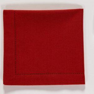 Serviette DINNER Farbe: Rosewood | Größe: 45×45