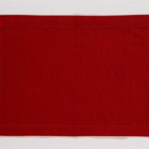 Tischset DINNER Farbe: Rosewood | Größe: 34×45