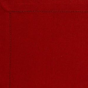 Tischdecke DINNER Farbe: Rosewood | Größe: 100×100