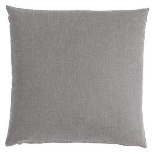 Kissenhülle EASY Farbe: Aluminium | Größe: 40×40
