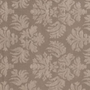 Tischdecke MEDICI Farbe: Aluminium | Größe: 130×260
