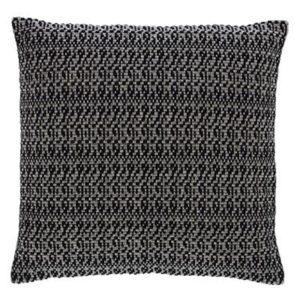 Kissenhülle MARRAKESCH Farbe: Black | Größe: 40×40