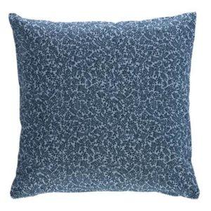Kissenhülle LILLIE Farbe: Jeans | Größe: 40×40