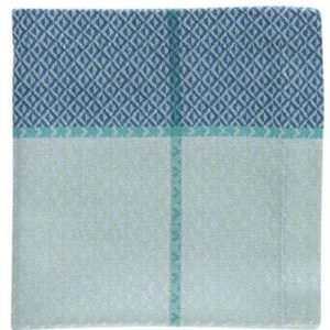 Serviette MATTEO Farbe: Glacier Green | Größe: 45×45