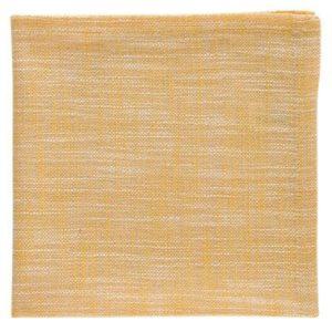 Serviette MINO Farbe:  Yellowsun  | Größe: 45×45