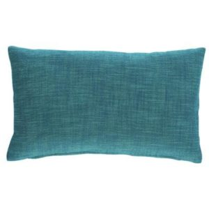 Kissenhülle MINO Farbe: Deepseagreen | Größe: 30×50