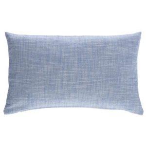 Kissenhülle MINO Farbe: Jeans | Größe: 30×50
