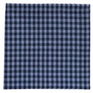 Serviette ANCONA Farbe: Jeans | Größe: 45×45