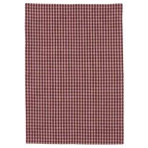 Geschirrtuch ANCONA Farbe: Oxblood Red | Größe: 45×65