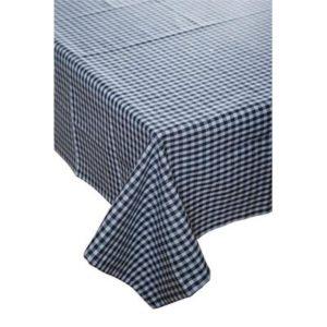 Tischdecke ANCONA Farbe: Jeans | Größe: 130×240