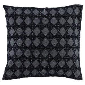 Kissenhülle PISANO Farbe: Black   Größe: 40×40