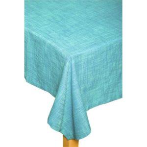 Tischdecke MINO Farbe: Deepseagreen | Größe: 100×100