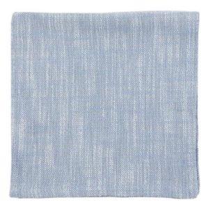 Serviette MINO Farbe: Jeans | Größe: 45×45