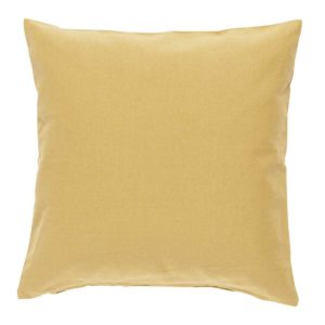 Kissenhülle ANZIO Farbe: Yellow Sun | Größe: 40×40